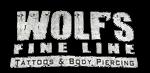 Wolfs Fine Line Tattoos